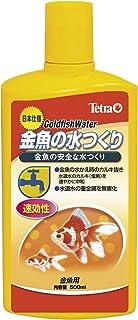 テトラ (Tetra) 金魚の水つくり 500ml