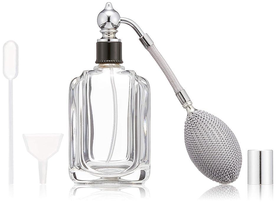 原点路面電車限りヒロセアトマイザー フランス製香水瓶50ML メンズアトマイザーkuro 409873SS (50MLタクジョウ) CLSS