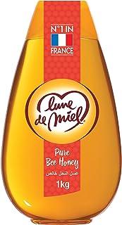 Lune de Miel Pure Bee Honey Squeeze, 1 Kg (Pack of 1)