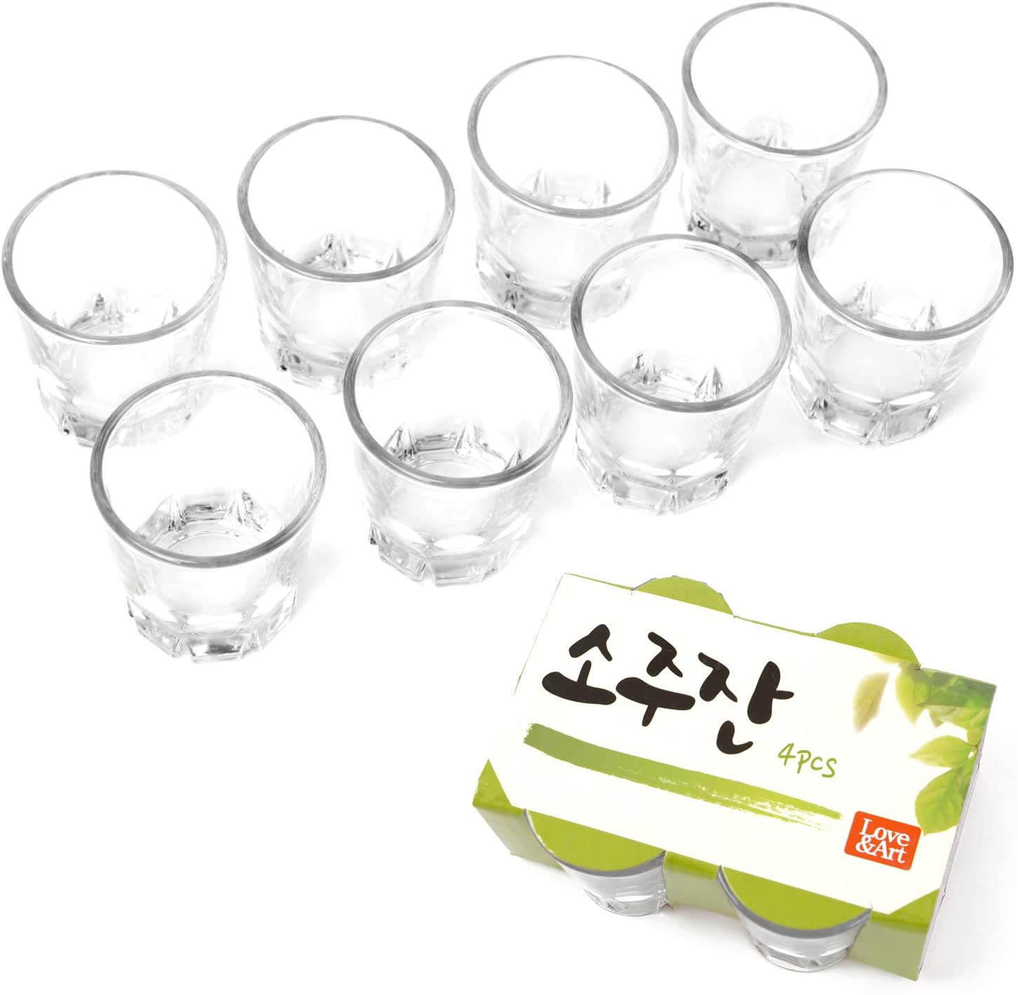 Topics on free TV Korean Soju Shot Glasses Set Also Liquo Tequila for and Whiskey