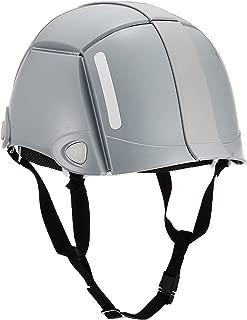 Folding Helmet Bloom No.100. Color Gray