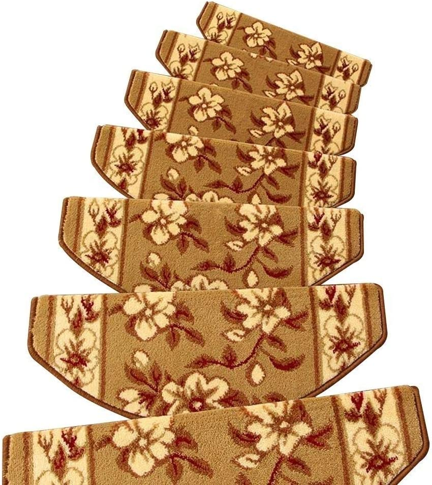 HLR-Treads Self Adhesive Stair Treads Fixed price for sale Carpet Pads Slip Anti Step Great interest