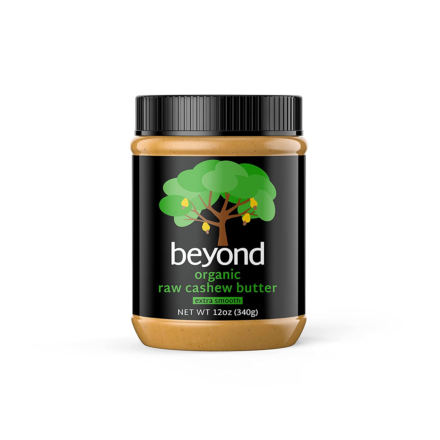 Max 45% OFF Beyond Organic Creamy Smooth Raw Max 86% OFF Butter 12OZ All Natural Cashew