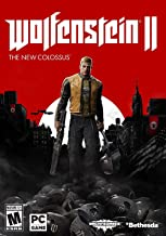 Wolfenstein II: The New Colossus - PC [video game]