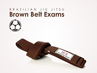 Brazilian Jiu Jitsu: Brown Belt Exams