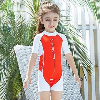21c3a3bf43 Combinaison de plongée pour enfant, short à manches courtes pour enfant,  maillot de bain
