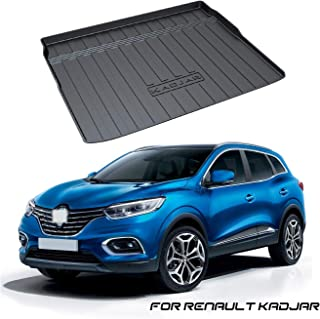 Kadjar SUV Boot Liner Floor Tray Car Trunk Mat Roof Lining Waterproof Anti-Slip zghzsc