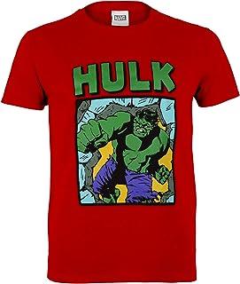 Marvel Comics Hulk slag Jongens T-shirt | Official Merchandise | Ages 2-13, Kinderkleding, Avengers Kids Top, Peuter aan T...