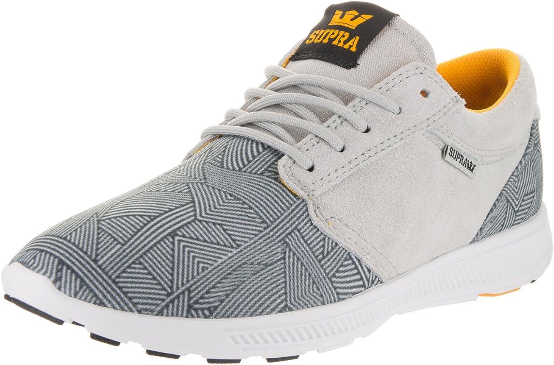 Supra herrar Hammer springa grå lila  Print vit vit vit springaning skor 8.5 Män i USA  snabb leverans och fri frakt på alla beställningar