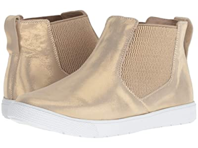 Elephantito Flexie Bootie (Toddler/Little Kid/Big Kid) (Suede Golden) Girls Shoes