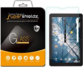 Supershieldz for AT&T Primetime Tempered Glass Screen Protector, Anti Scratch, Bubble Free