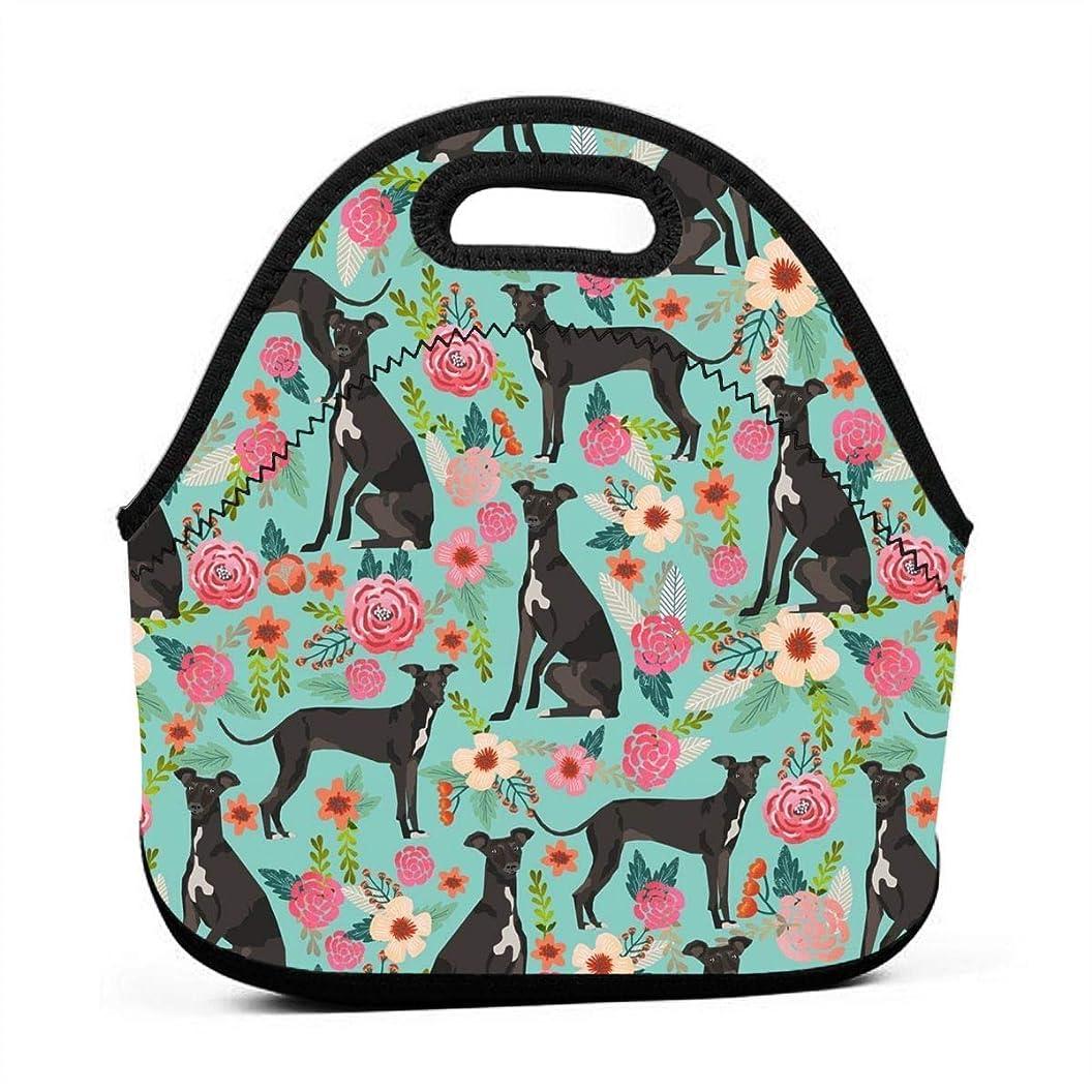 Jake Fashion Shop Lunch Tote Bag Italian Greyhound Insulated Cooler Thermal Reusable Bag - Lunch Box Portable Handbag for Men Women Kids Boys Girls bwwkichgmvh85