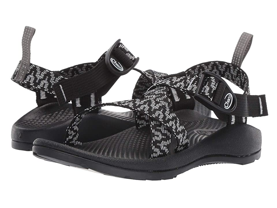 Chaco Kids Z/1 Ecotread (Toddler/Little Kid/Big Kid) (Tune Black) Girls Shoes