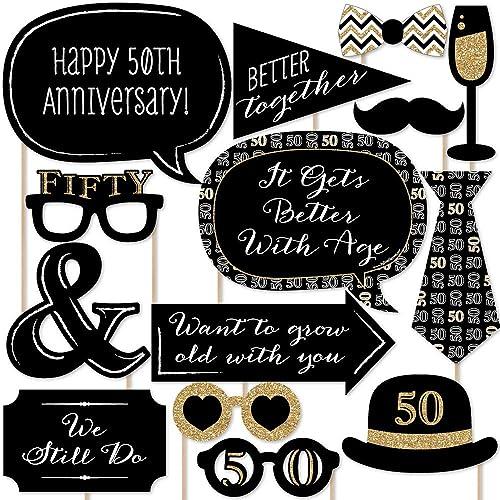 Big Dot Of Happiness 50th Anniversary