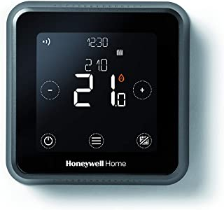 comprar comparacion Honeywell Home Termostato programable Inteligente WiFi T6, Montaje en Pared, Negro