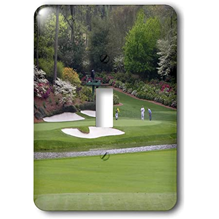 Art Plates Brand Electrical Outlet Wall Switch Plate Golf Club Ball Amazon Com