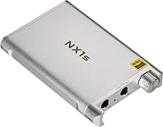 Topping NX1s Portable Headphone Amplifier, Smaller and Better, Silver