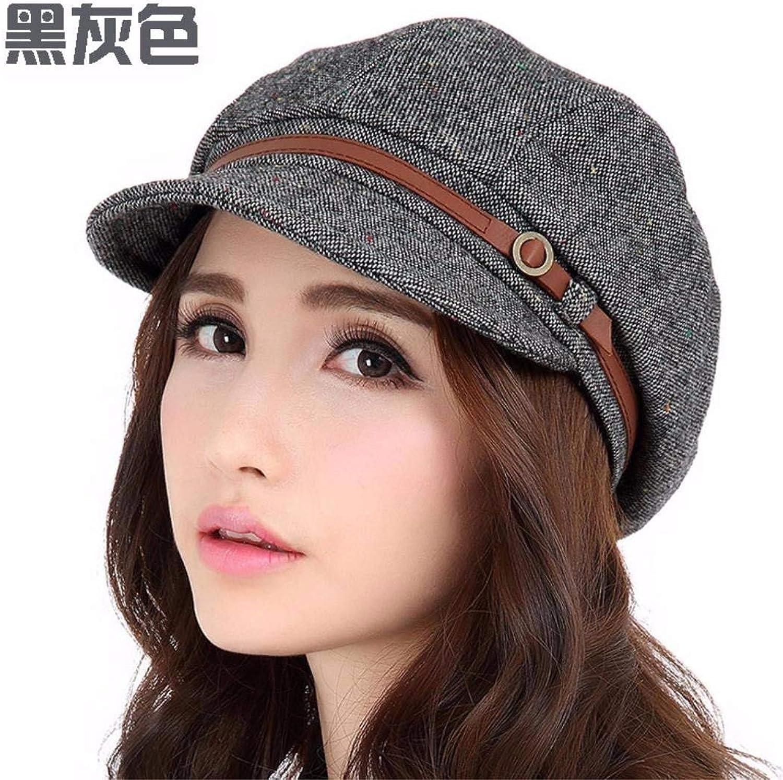 Chuiqingnet Spring Cap female sleek tide hat female autumn and winter hat