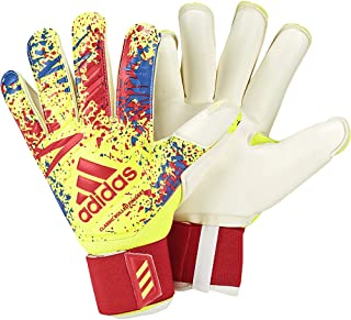 adidas Classic PRO Gun Cut Retro Inspired Goalkeeper Gloves for Soccer Retro Goalkeeping