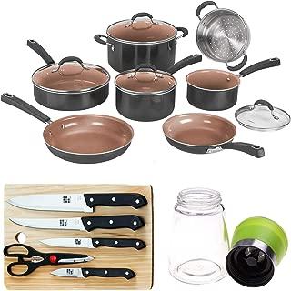 Best cucina cookware set Reviews