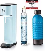 mySodapop Soda Machine à eau potable, Plastique, bleu, 43x19,3x13,4cm