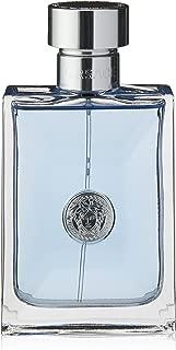 Versace Pour Homme Eau de Toilette Natural Spray for Men, 100ml