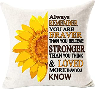 Amazon.com: Inspirational Quote You are Braver Than