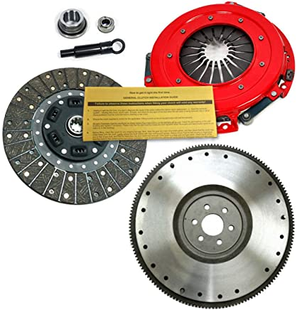 EFT STAGE 2 CLUTCH KIT& NODULAR FLYWHEEL 86-95 FORD MUSTANG GT LX COBRA SVT