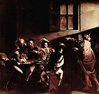The Museum Outlet–appel de Saint Matthieu par le Caravage, Tendue sur toile Galerie enveloppé. 147,3x 198,1cm