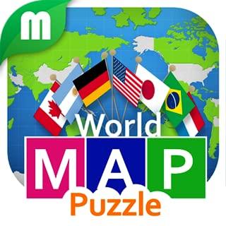 Best map puzzle app Reviews
