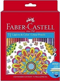 Faber-Castell - Lapices de Color x 72 piezas