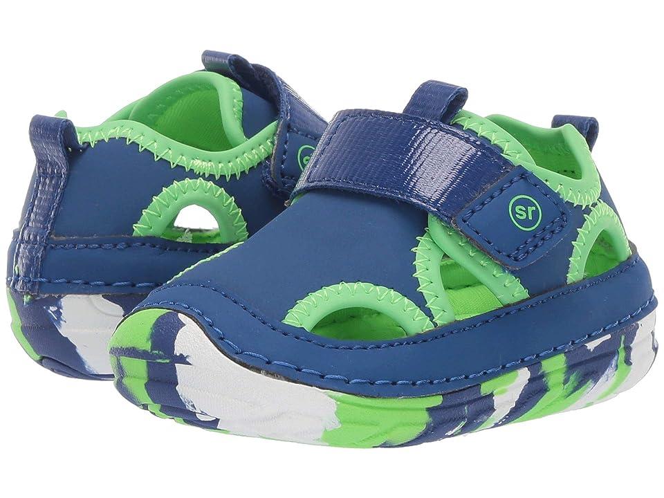 Stride Rite SM Splash (Infant/Toddler) (Blue) Boy