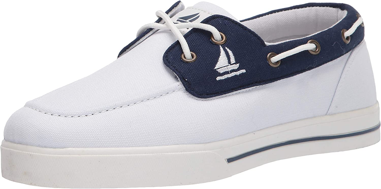 Sail Men's OFFicial site Canvas Sneaker Fees free Shoes