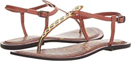 Saddle Painted Tribal Diamond Leather