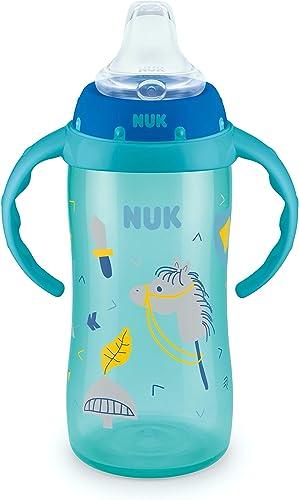 NUK Learner Cup, Kingdom Blue, 10 Ounce