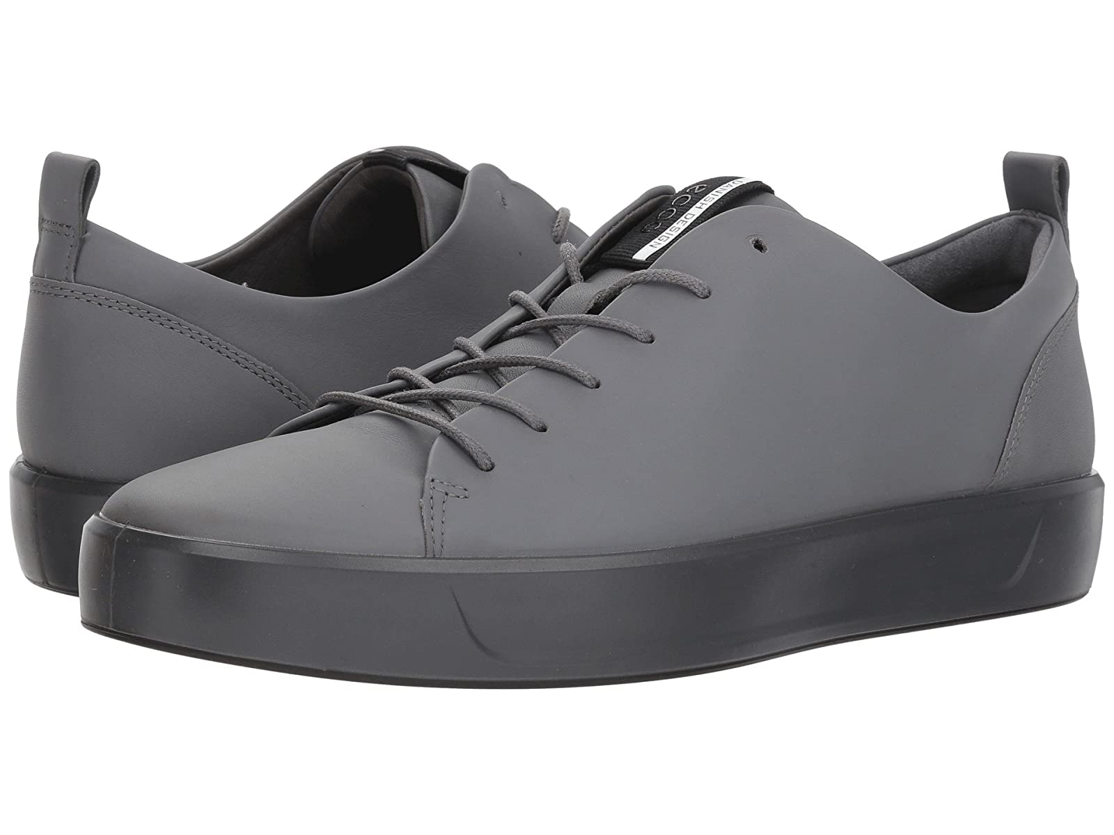 ECCO Soft 8 TieAtmospheric grades have affordable shoes