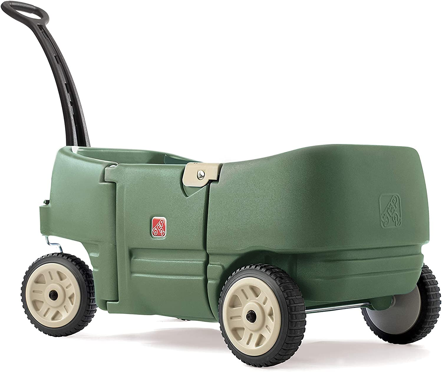 Step2 Wagon Elegant Ultra-Cheap Deals for Two Green Plus Willow