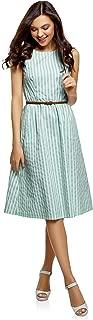 Ultra Women's Sleeveless Dress with Pockets