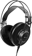 Massdrop x AKG K7XX Audiophile Open-Back Over-Ear Headphones (BLACK)