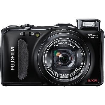 FUJIFILM デジタルカメラ FinePix F600EXR ブラック F FX-F600EXR B