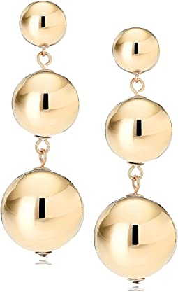Kate Spade New York - Golden Girl Bauble Drop Earrings