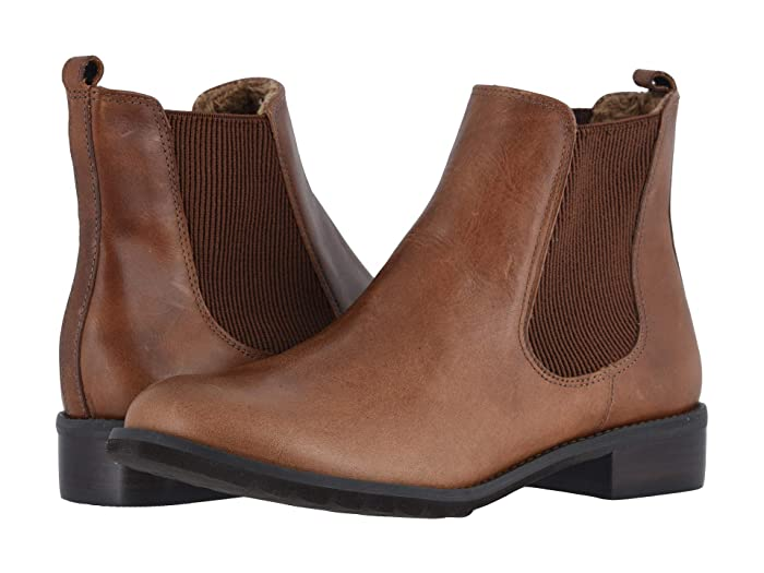 Walking Cradles  Kendall (Chestnut Rustic Leather) Womens  Boots