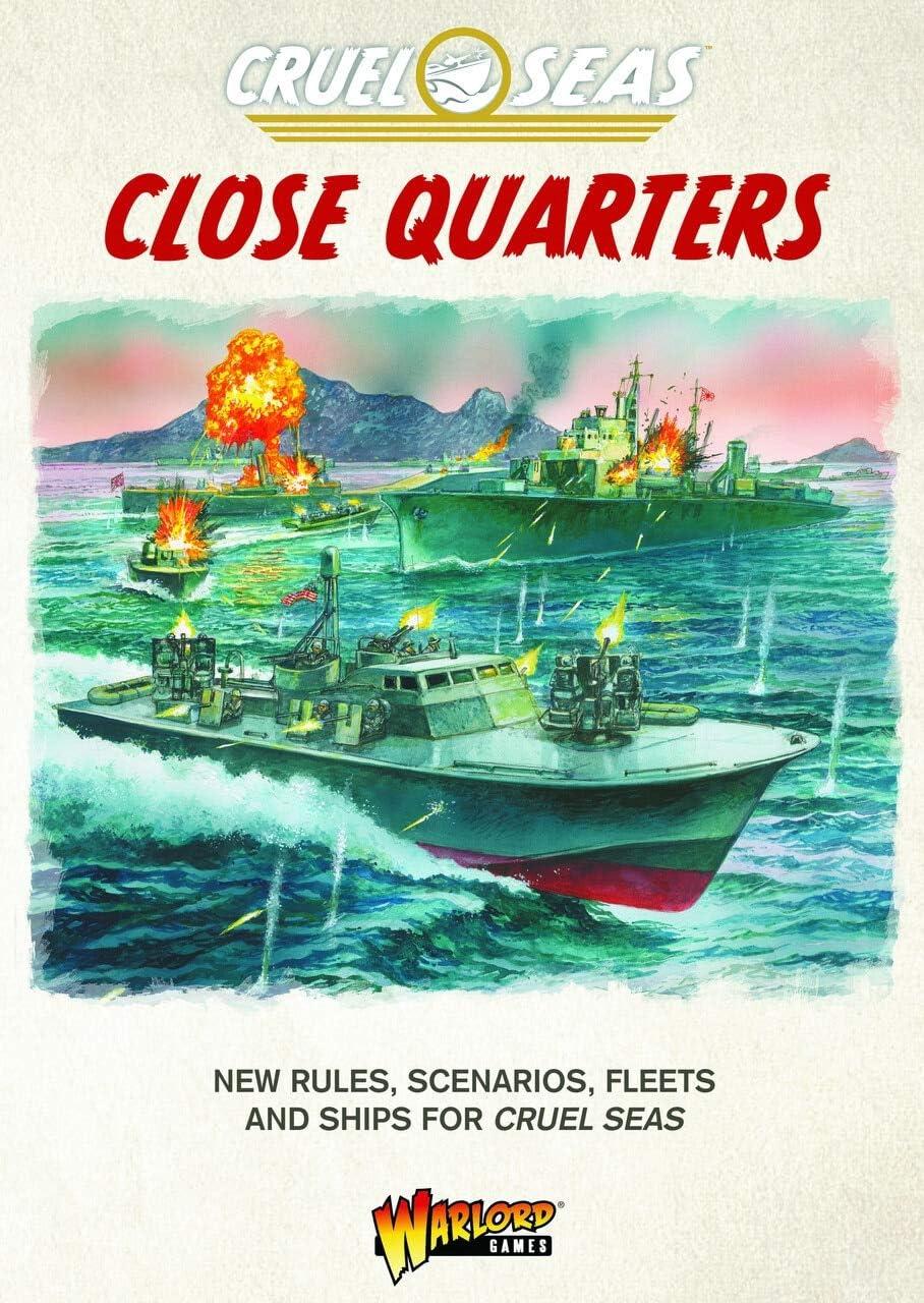 Warlord Games Cruel Austin Mall 67% OFF of fixed price Seas: Close Quarters