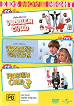 Problem Child Collection (1-3) - 3-DVD Set ( Problem Child / Problem Child 2 / Problem Child 3 ) ( Problem Child / Problem Child Two / Problem Child [ NON-USA FORMAT, PAL, Reg.2.4 Import - Australia ]