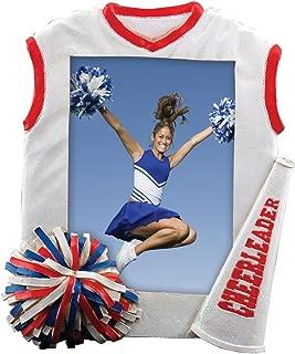 3.5x5 Cheerleader Uniform Picture Frame