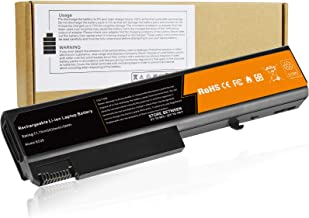 Laptop Battery for HP Compaq 6530b ProBook 6440b ProBook 6445b ProBook 6450b ProBook 6540B ProBook 6545b ProBook 6550b ProBook 6555b -12 Months Warranty (Extended Performance Battery)