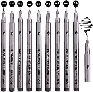 staedtler pigment liner sketch pens