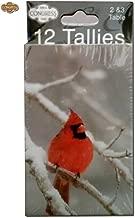 Congress Red Cardinal Playing Cards