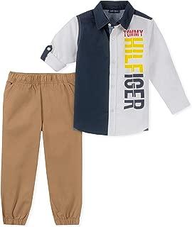 Baby Boys 2 Pieces Shirt Pants Set