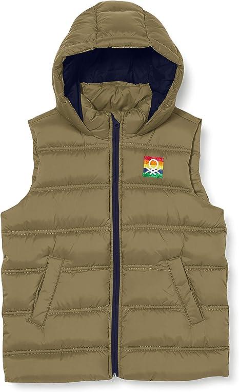 United Colors of Benetton Gilet Chaqueta para Ni/ñas